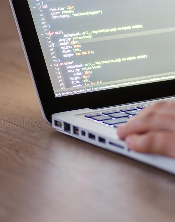 Anpassungen am Webseiten-Code