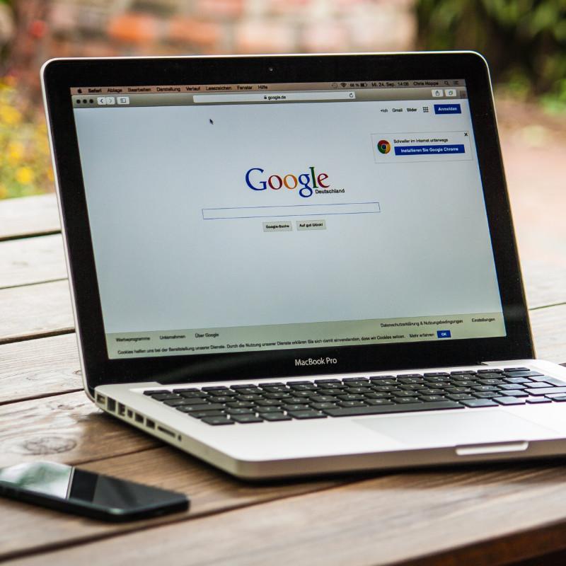 Optimierung für die Google-Suche