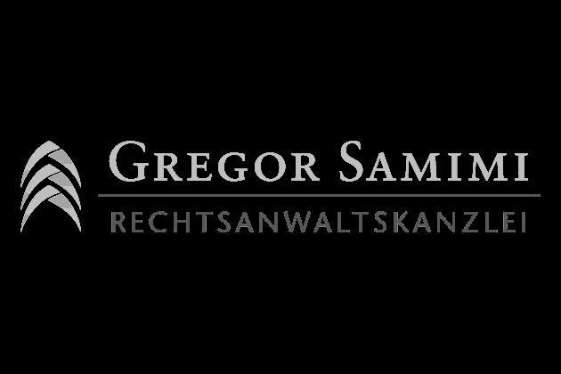 Referenz: Rechtsanwaltskanzlei Gregor Samimi