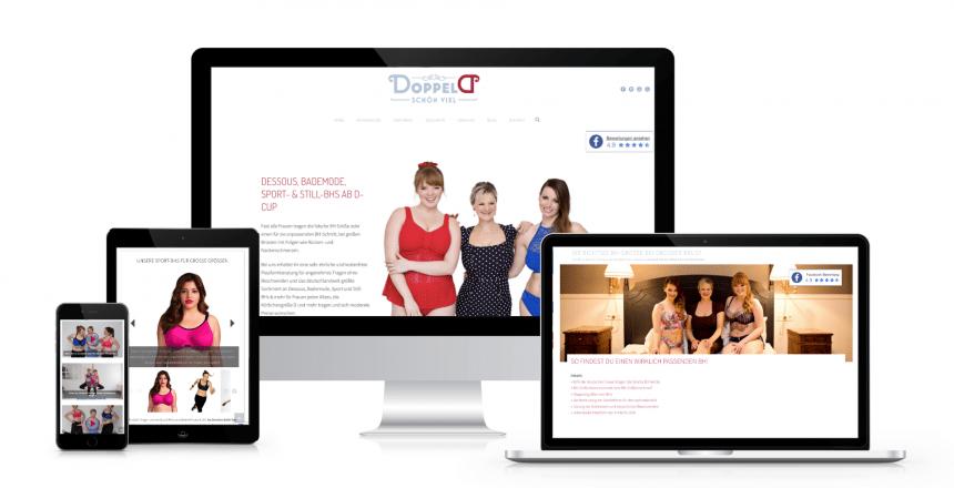 Webdesign mit Wordpress: Doppel D